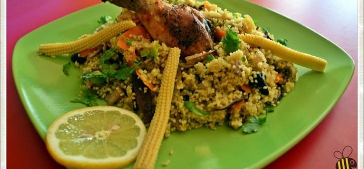 Marocká kuchyňa