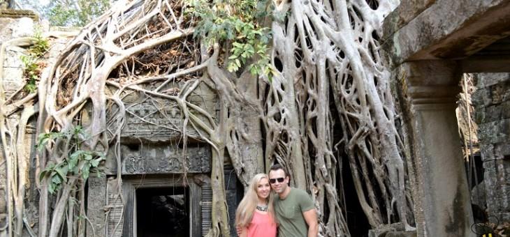 Majestátny Angkor